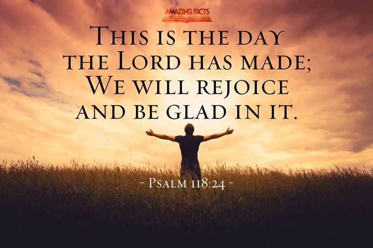 psalm-118-24 - Highland Park Baptist Church - Lenoir City, Tennessee
